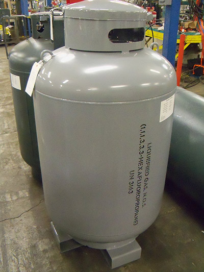 High Pressure Cylinders | Steel Cylinders | Aluminum Cylinders